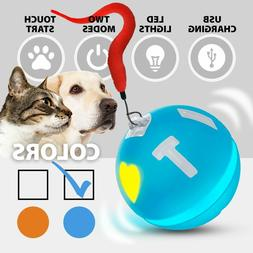 Wicked Ball Smart Toy for Cats and Dogs, Automatic Rolling U