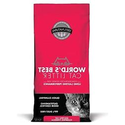 World's Litter Best Cat Litter, Clumping Formula For Multipl